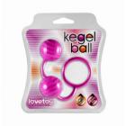 Вагинальные шарики Kegel ball pink