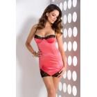 Красивая розовая сорочка Rosalie L/XL