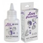 Пудра для игрушек Love Protection с ароматом лесных ягод 15 гр