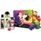 Подарочный набор Shunga Fruity Kisses Фруктовый поцелуй