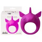 Эрекционное виброкольцо Mimi Animals Unicorn Alfie Purple