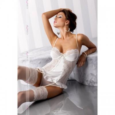 Белый корсет Blanchet S/M