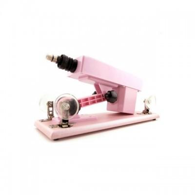 Розовая секс-машина Machina Gun