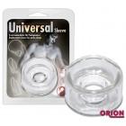 Прозрачная насадка для помпы Universal