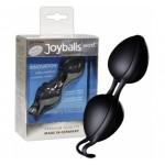 Вагинальные шарики Joyballs secret черные