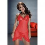 Красная сорочка Sheela L/XL