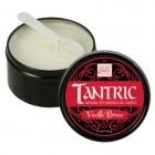 Массажная свеча с феромонами аромат ванили Tantric Vanilla Breeze