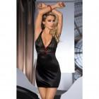 Черное платье Solaris L/XL