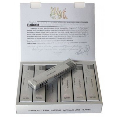 Женский возбудитель Серебряная лисица Silver Fox 5 мг